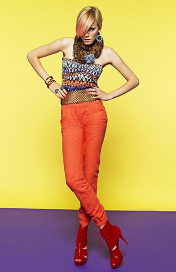 pantalones Bershka 2011 mujer