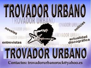 PROGRAMA - TROVADOR URBANO / ESPANHA
