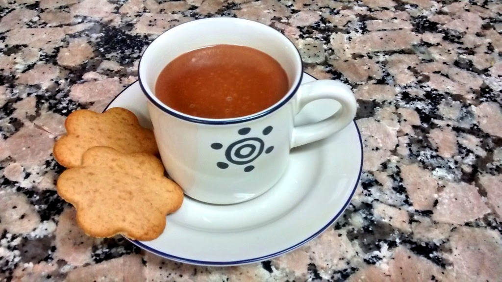 Chocolate a la taza en thermomix - Canal cocina thermomix ...