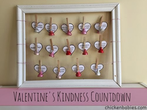 so cute! love these ideas to help kids spread kindness in February!