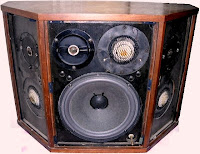 Acoustic Research AR-LST-2 Speaker vintage