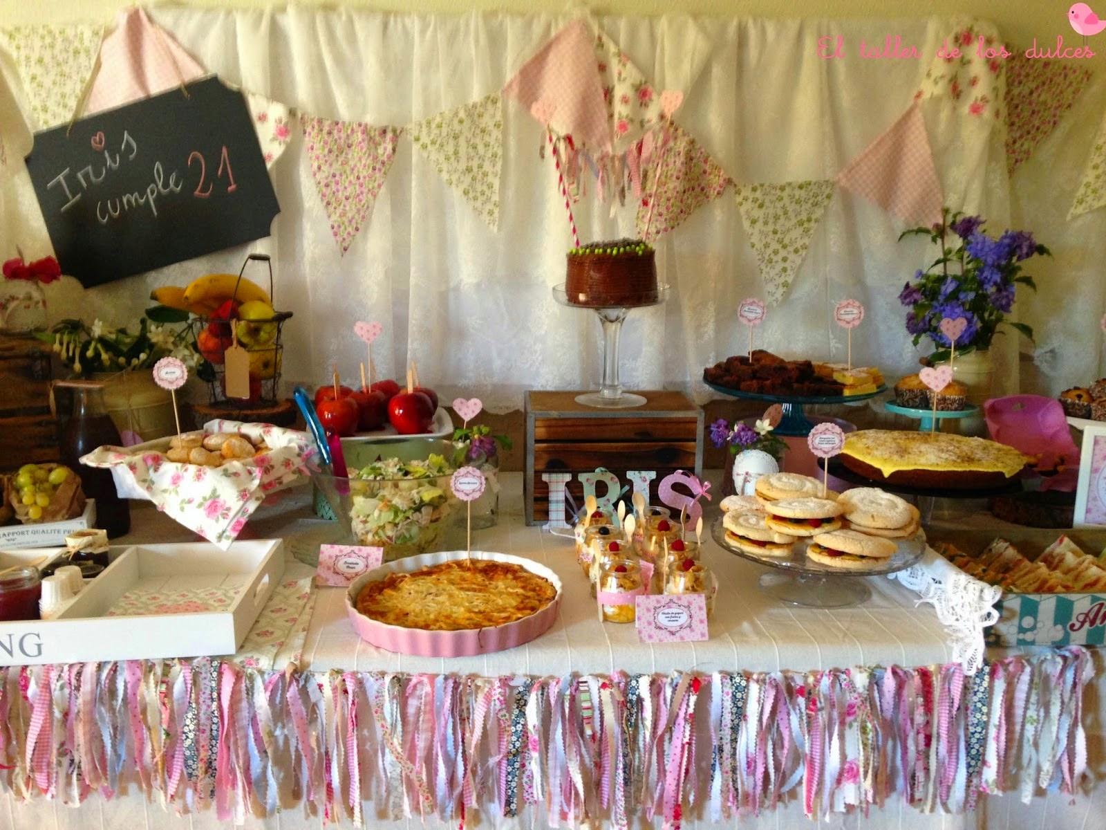 El taller de los dulces - Ideas originales decoracion ...