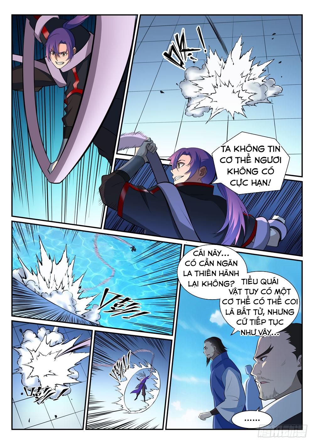 Hành Trình Tu Tiên chap 391 - Trang 12