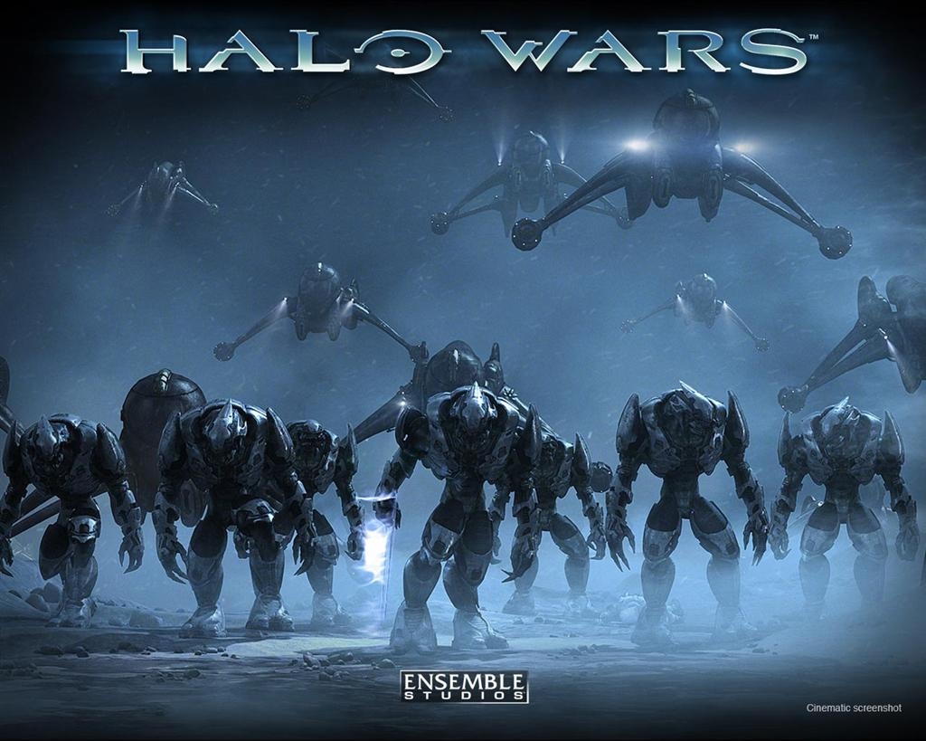 Halo HD & Widescreen Wallpaper 0.964993032985425
