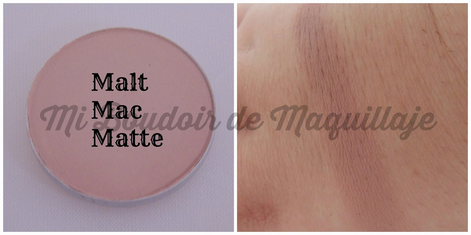 mac malt dupe - photo #11