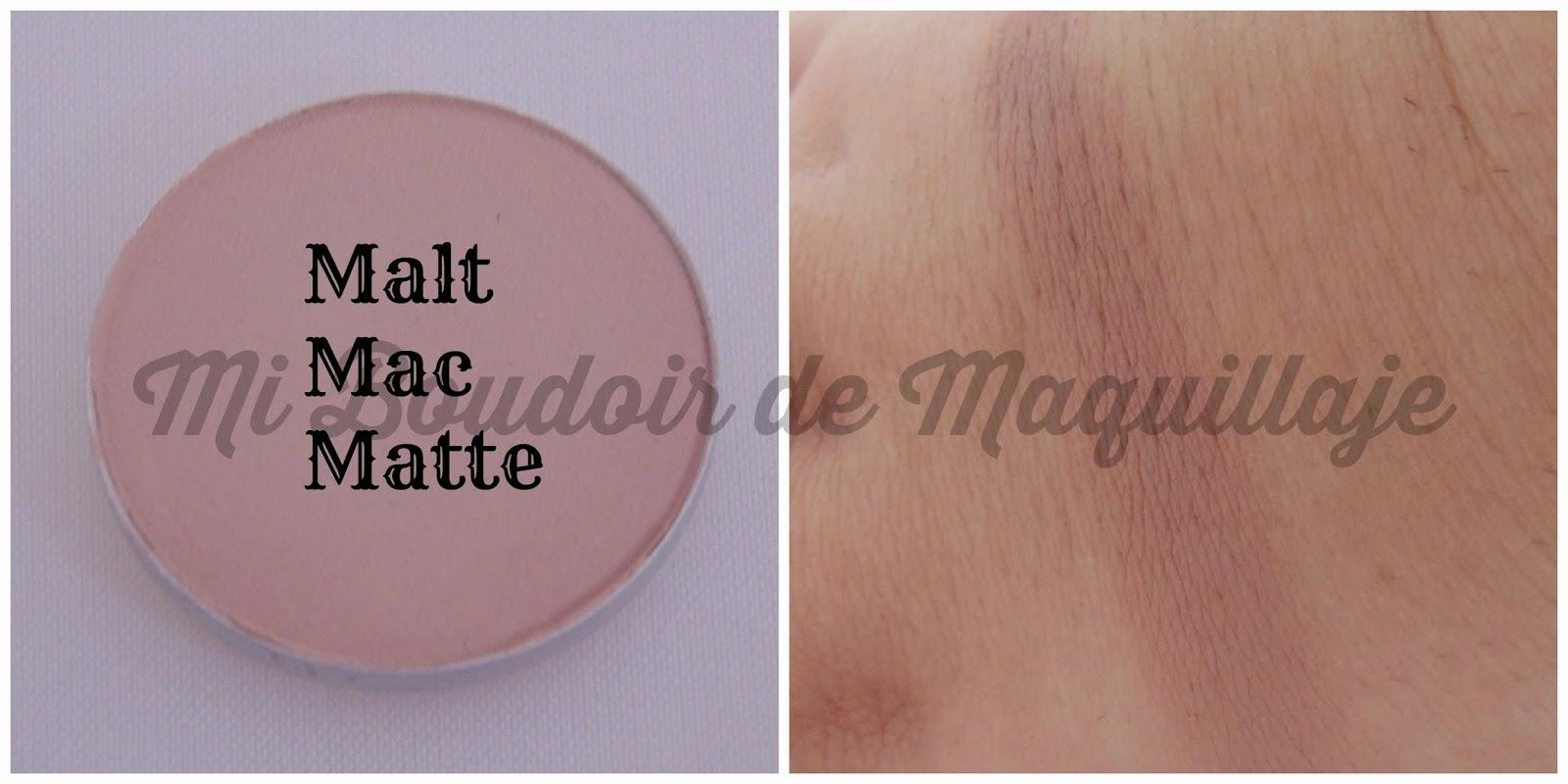 Mall Matte Mac