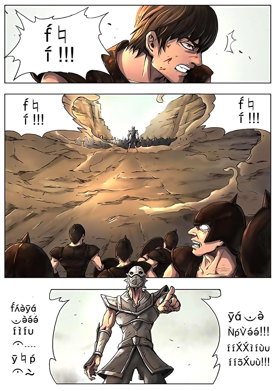Đường Dần tại Dị Giới trang 15