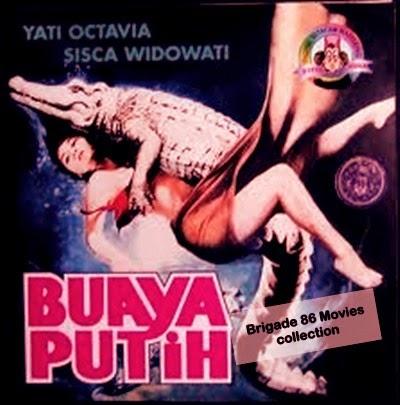 brigade 86 Movies center - Buaya Putih (1982)