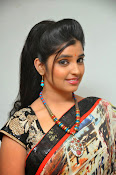 Syamala glamorous photos in saree-thumbnail-2
