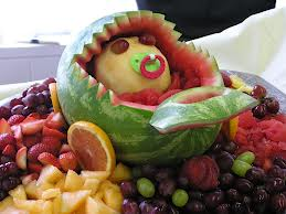 Fruit baby shower salad, recipe, recipes, fruit salad recipe, salad recipes, fruit salad.