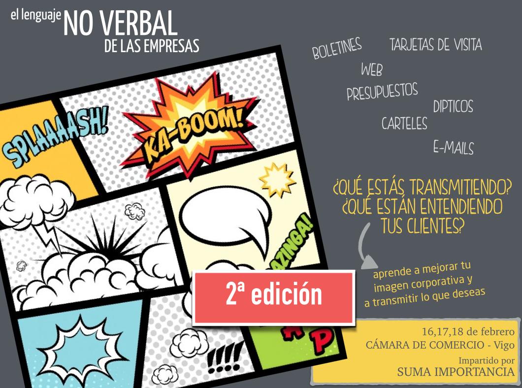 Próximo taller: El lenguaje no verbal de las empresas