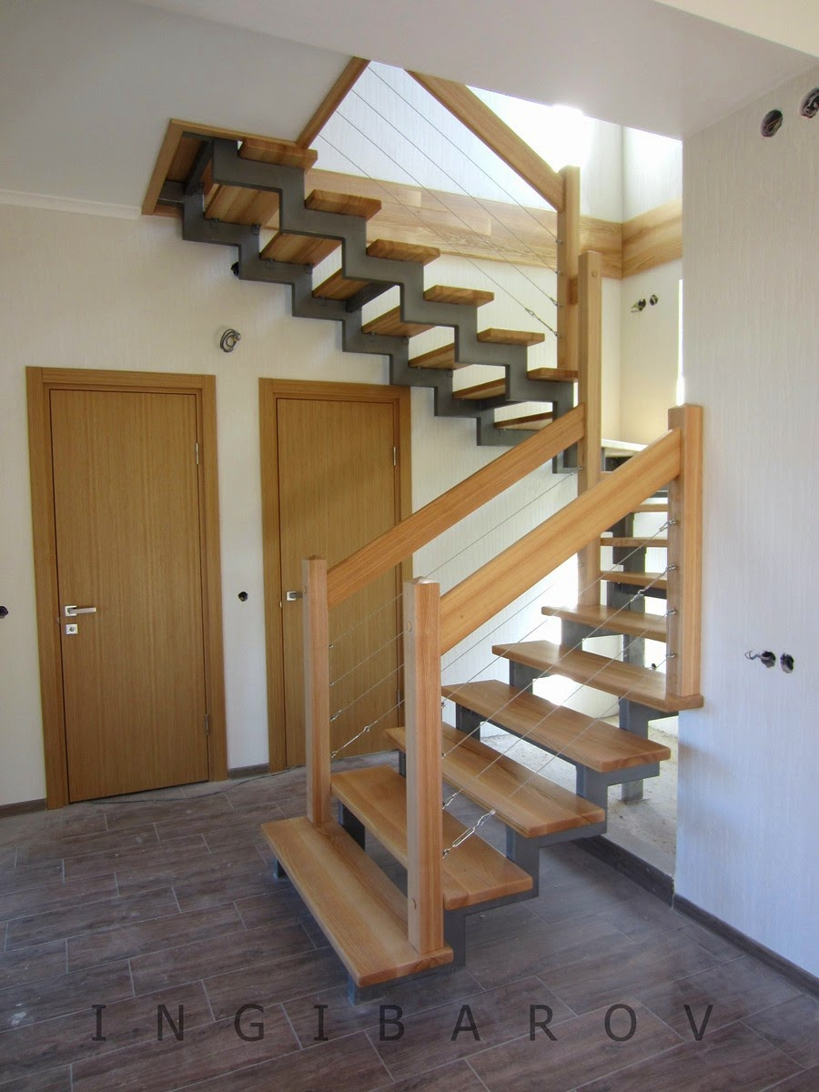 Изготовление лестниц в Севастополе