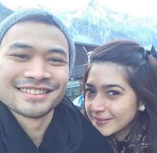 Kisah Cinta Nabila Syakieb dengan Reshwara Argya Radinal