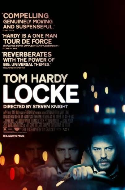 Locke, starring Tom Hardy