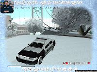 GTA San Andreas Snow Mod - screenshot 5