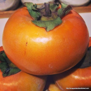 What Is.. A Persimmon?