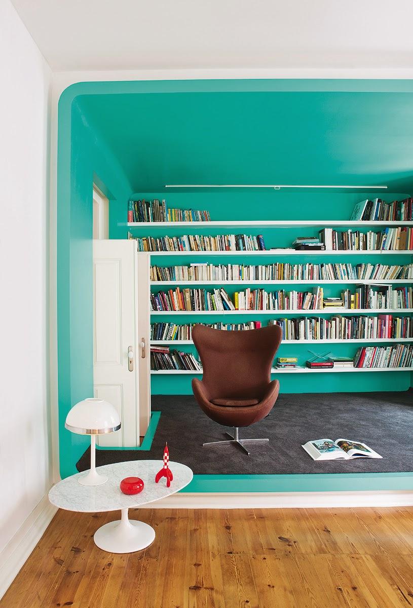 Einrichten und Wohnen mit Farbe - einfach mit Streichen starten!