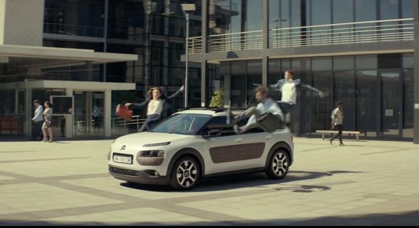 Canzone pubblicità Citroen C4 Cactus 2015