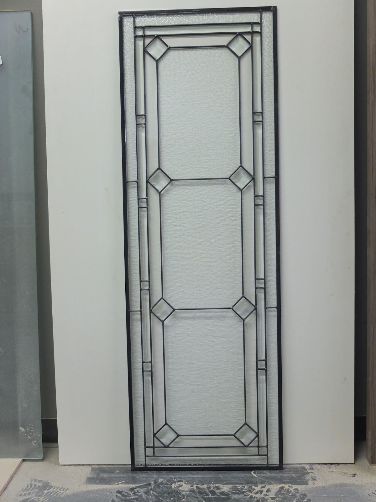 1600 #594F47 Glassworks Studio: WOW Beautiful And Functional Leaded Glass Door  pic Entry Doors Canada 45711200