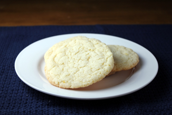 Kitchen Trial and Error: chewy lemon sugar cookies