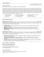 Architecture Resume7