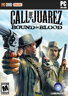 910 Call of Juarez Bound in Blood PC Game