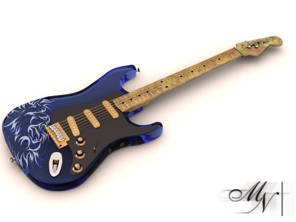 Qp2187-b Garden Grove Guitar Weapon Band Music Room Neon Bar Sign