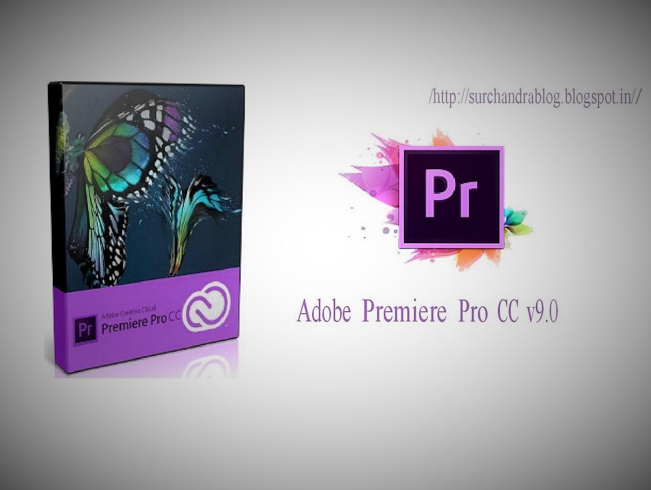 adobe premiere pro cc crack download