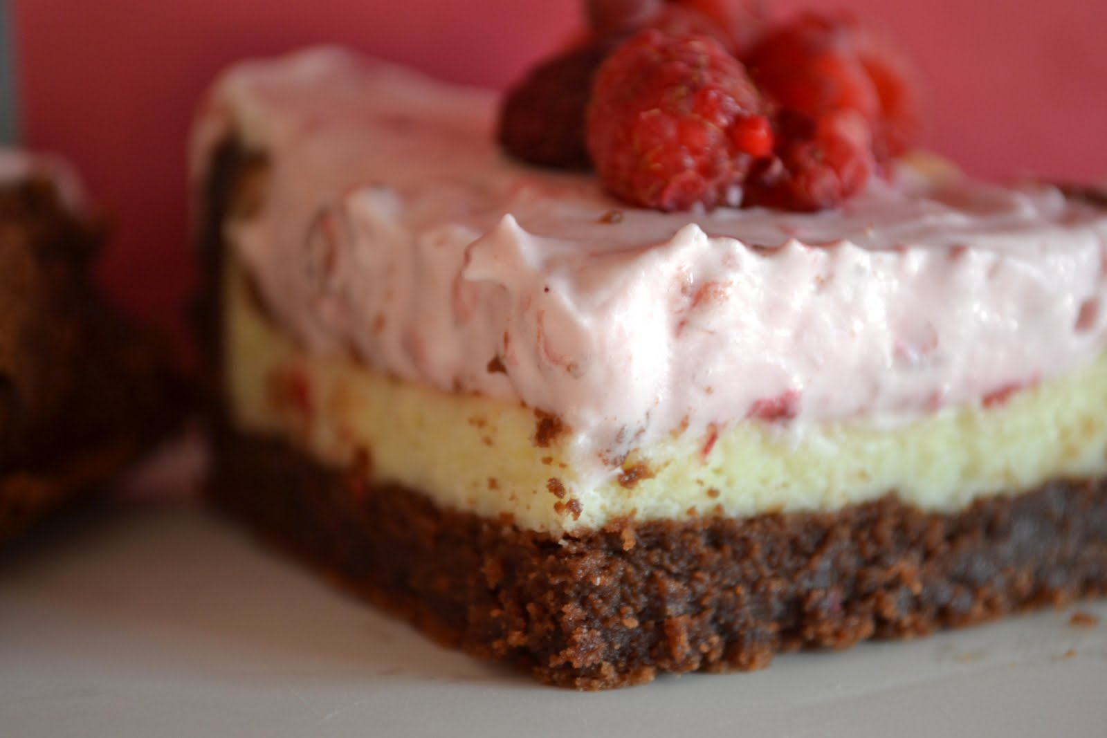 This Calls for a Treat: Raspberry Cheesecake Brownies