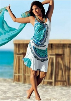 Beach dresses summer fashion