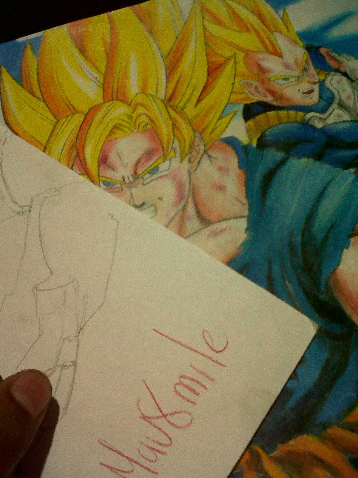 mis ultimos dibujos
