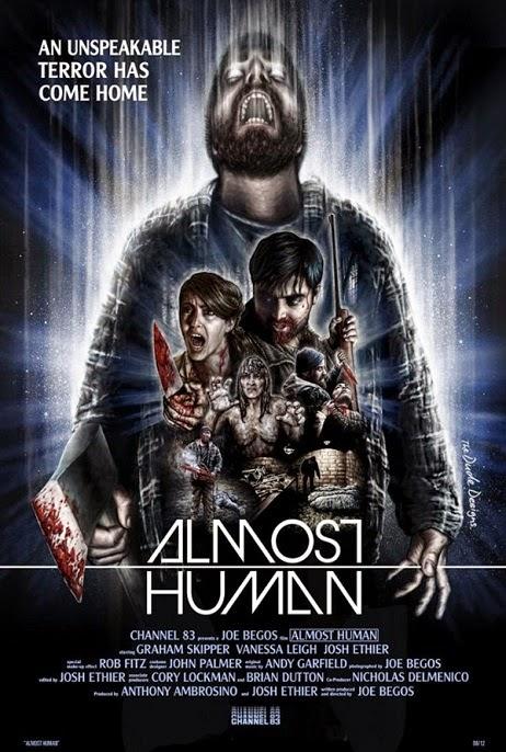 Almost Human (Casi Humanos) [2013] [NTSC/DVDR] Ingles, Subtitulos Español Latino