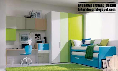 Latest kids room color schemes paint ideas 2013 interior - Kids room color combination ...