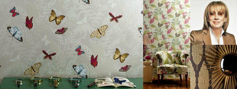 inside out interiors nina campbell luxury wallpapers