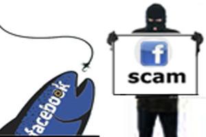 Facebook-scam