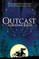 outcast by adrienne kress book cover