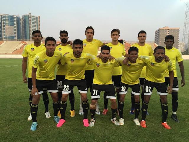 FC Goa 1-1 Ajman Club