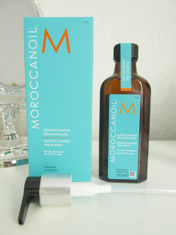 Review: Morrocanoil Hair Treatment