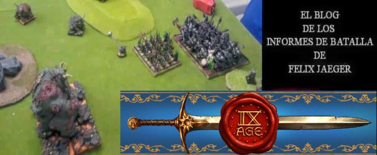 El blog de los informes de batalla de Felix Jaeger