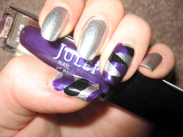 erica's nails and july 2012