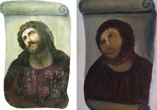 Pintura como não deve ser feita