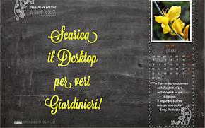 scarica il desktop per veri giardinieri!