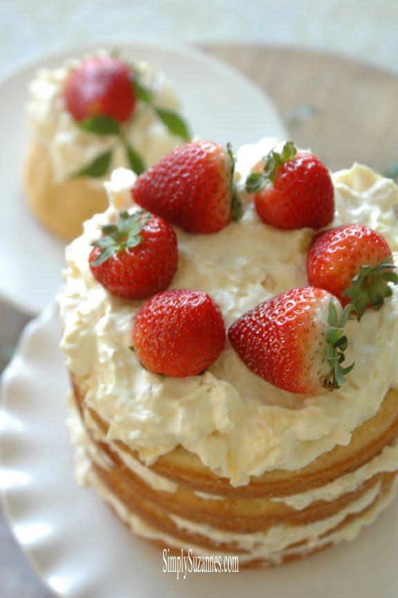 angel lush cakes