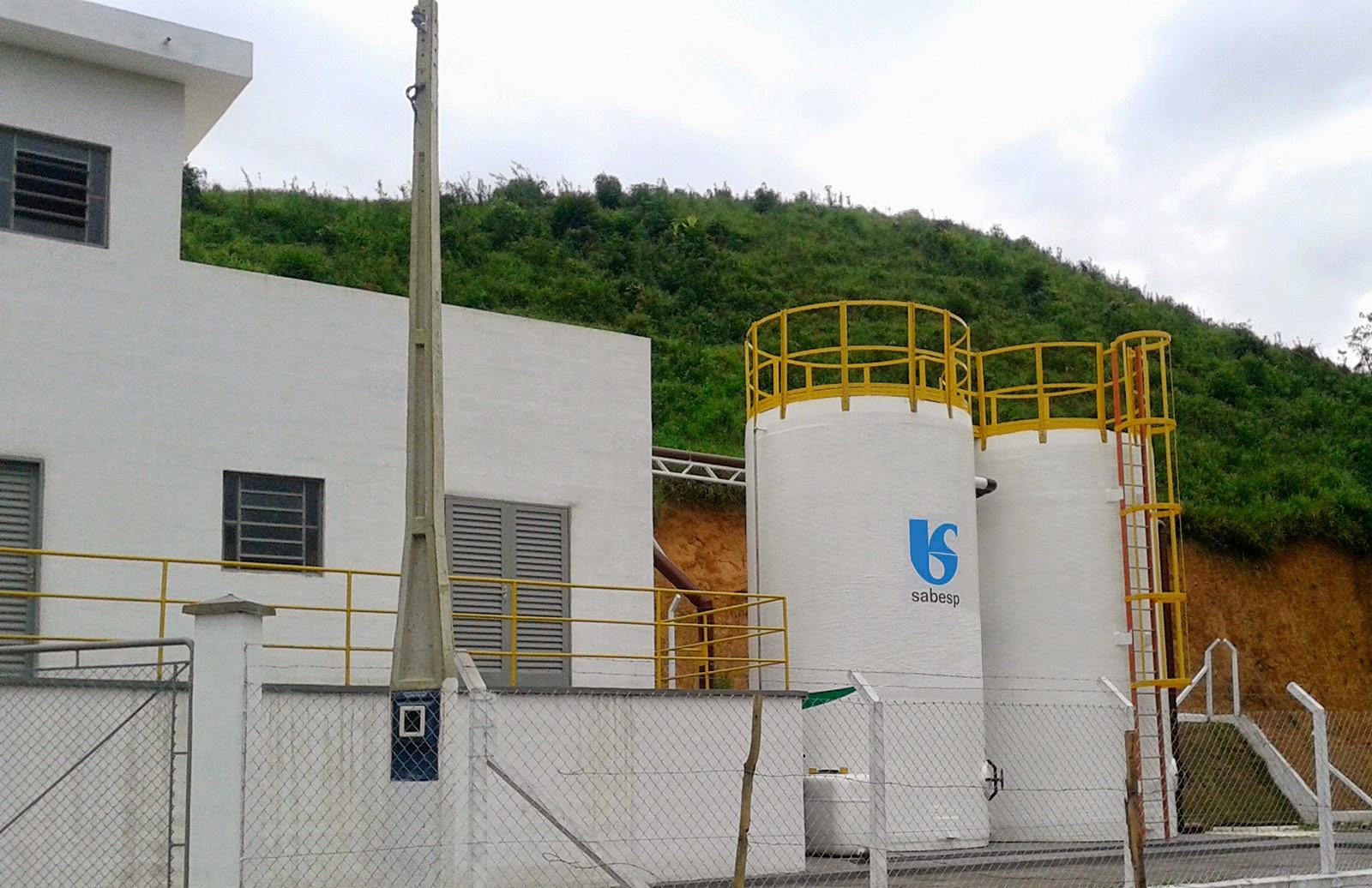 Saneamento avança nos distritos de Eldorado-SP