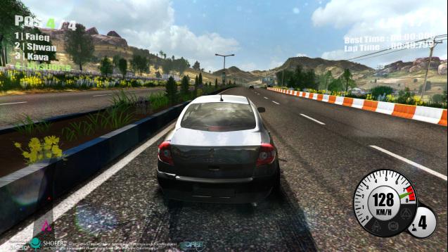 Shofer Race Driver Full Crack Reloaded PC