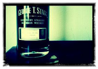 Bourbon whiskey Stagg Kentucky