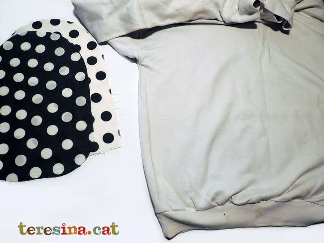 Tutorial Babero reversible