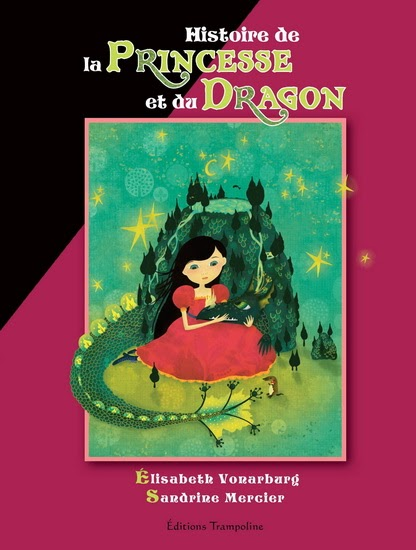 les lectures de prosp ryne histoire de la princesse et du dragon d 39 lisabeht vonarburg. Black Bedroom Furniture Sets. Home Design Ideas