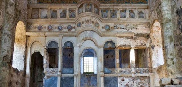 Λιβίσι: Η Ελληνική πόλη που έχουν μετατρέψει οι Τούρκοι σε φάντασμα [Εικόνες]