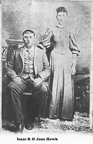 isaac k  and jane hawk